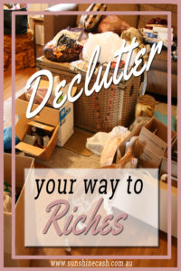 Declutter your way to Rich